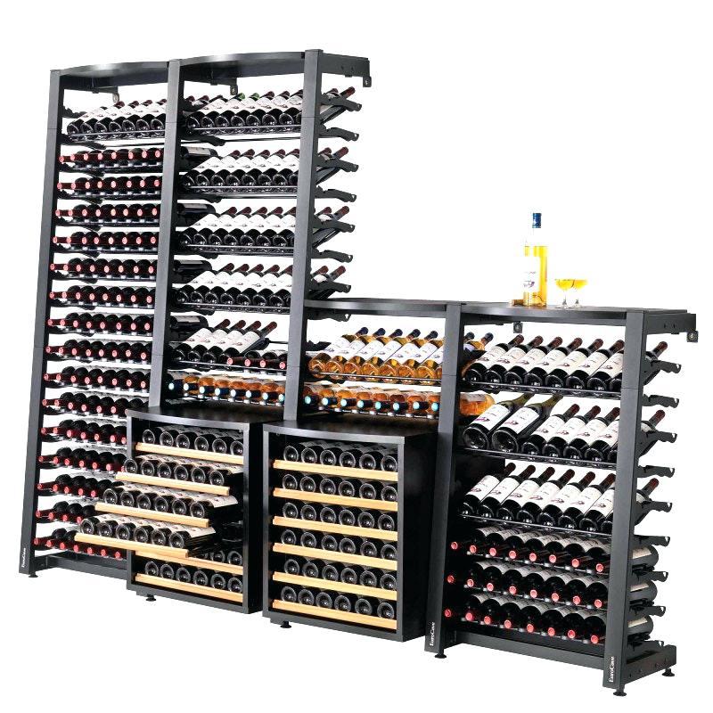 Ranger bouteilles cave vin