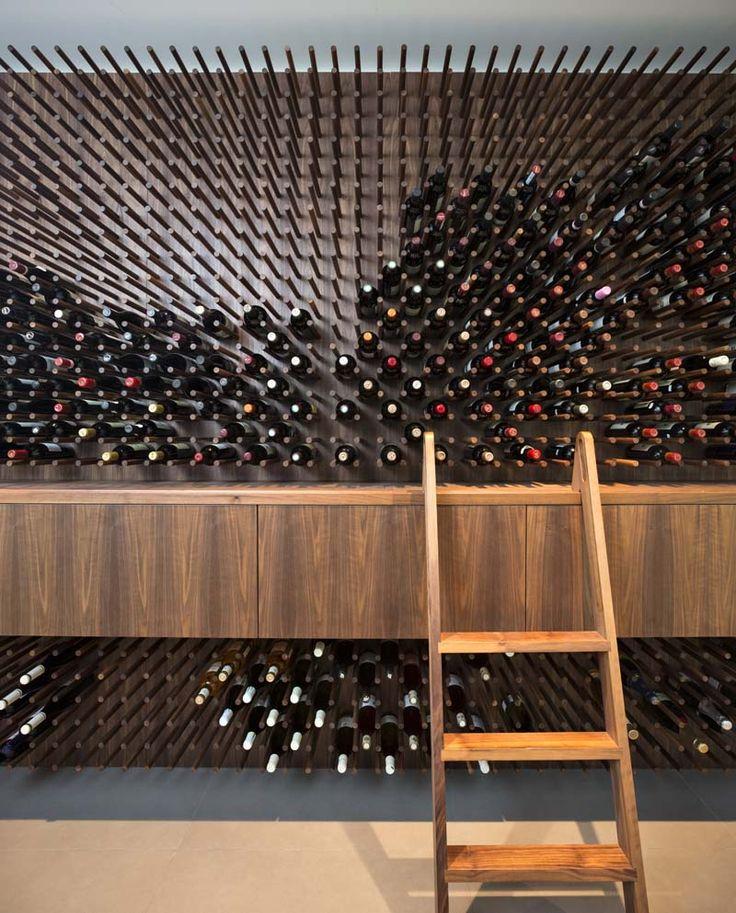 rangement cave vin. Black Bedroom Furniture Sets. Home Design Ideas