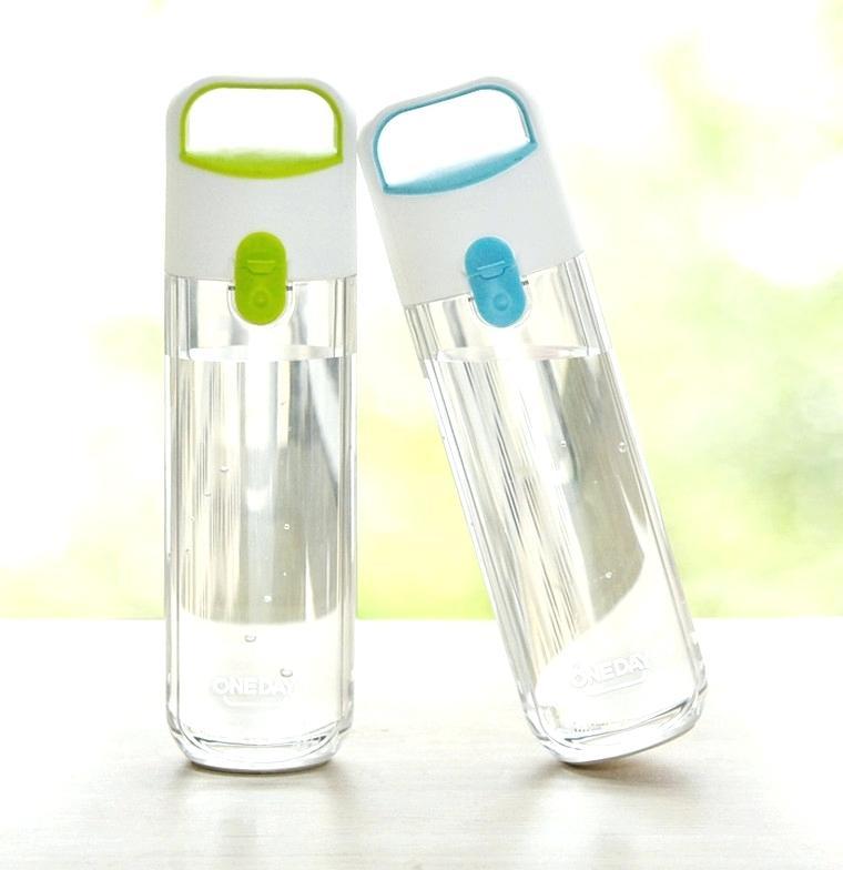 Range bouteille d'eau vertical