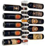 Range bouteille transparent