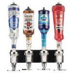Porte bouteille de bar