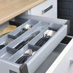 Range bouteille tiroir cuisine
