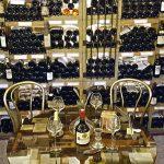 Casier bouteille vin brique