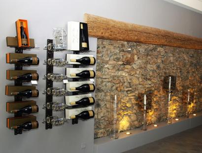 Rack bouteille de vin