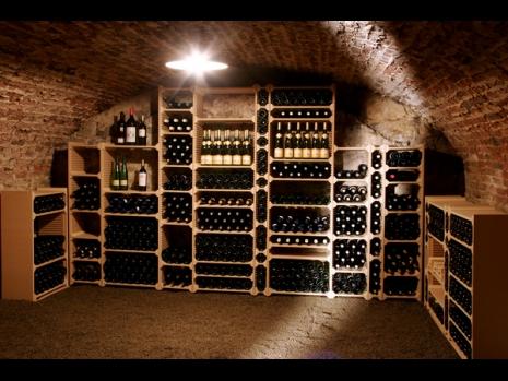 Mobilier cave à vin