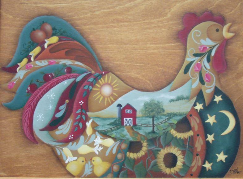 Ateliers de peinture decorative sur bois