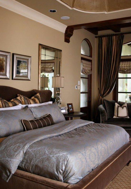 Peinture et decoration chambre a coucher