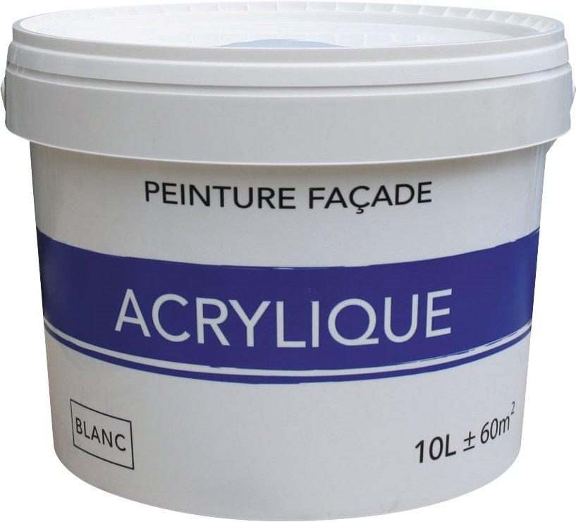 Prix peinture acrylique bricoman