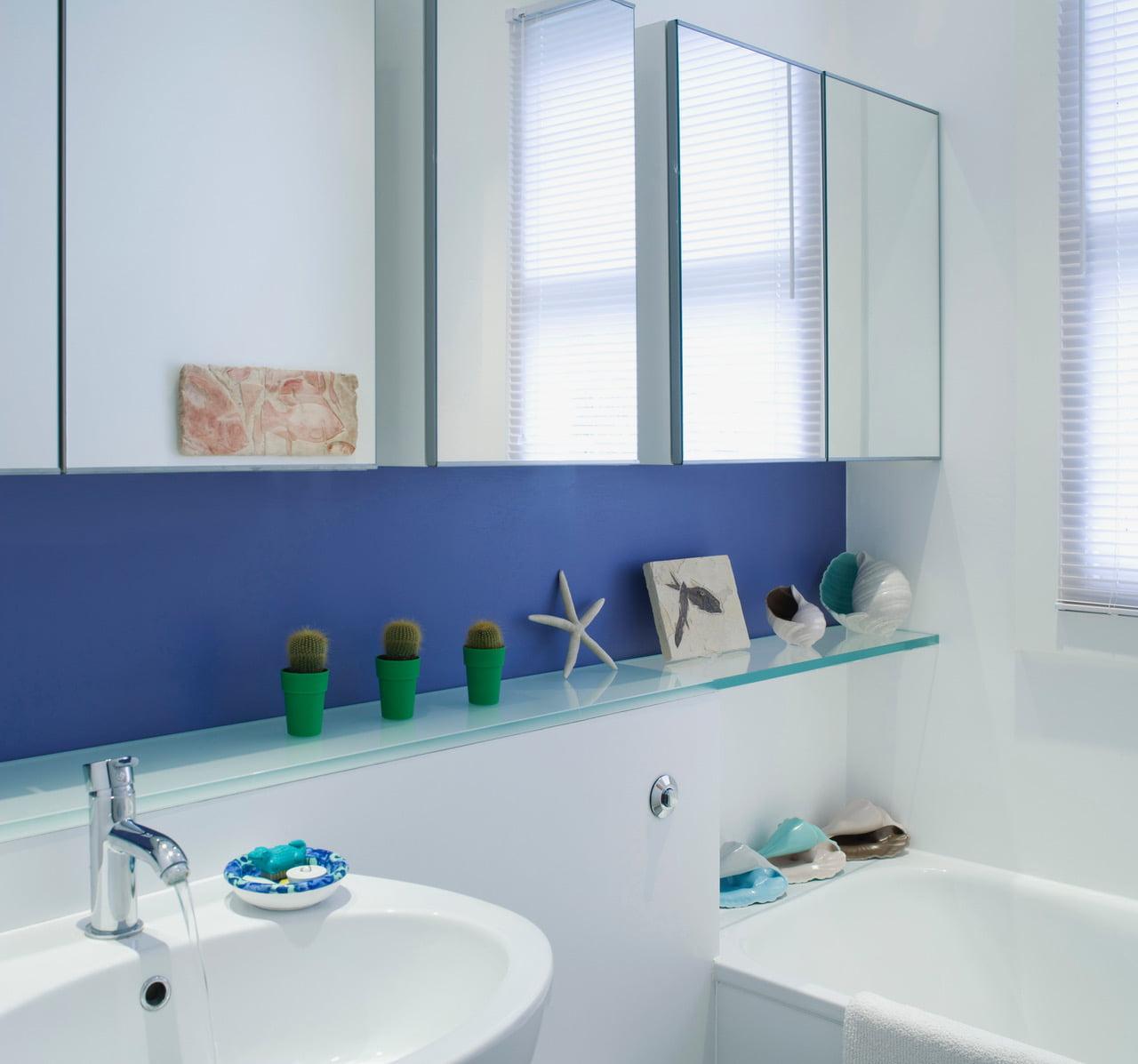 Peinture carrelage salle de bain action