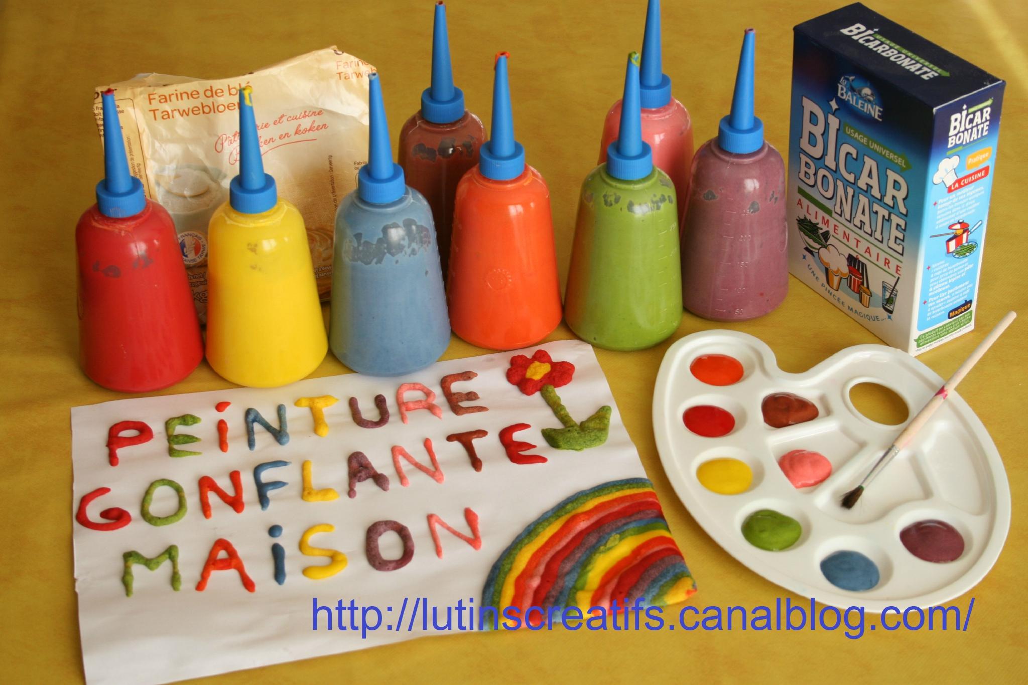 Peinture maison recette