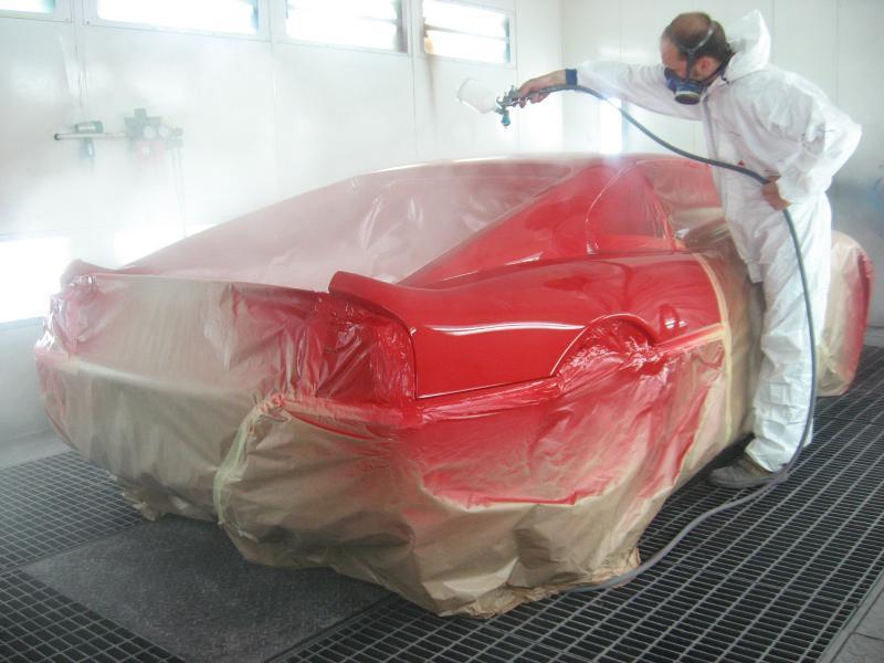 Devis peinture voiture toulouse