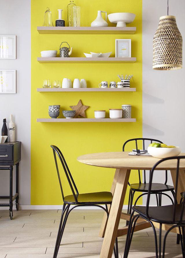 Idee peinture cuisine+salle a manger