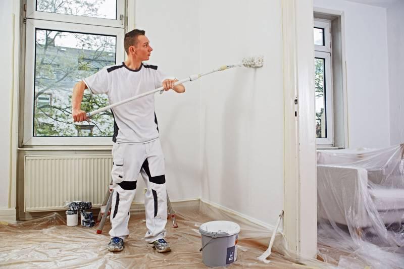 Prix travaux peinture avant toit