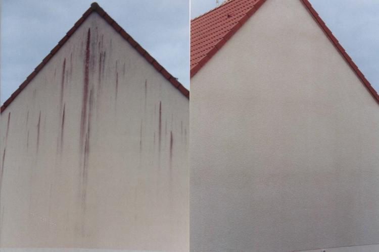 Peinture acrylique facade weber