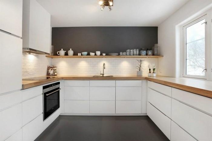 Repeindre sa cuisine en blanc