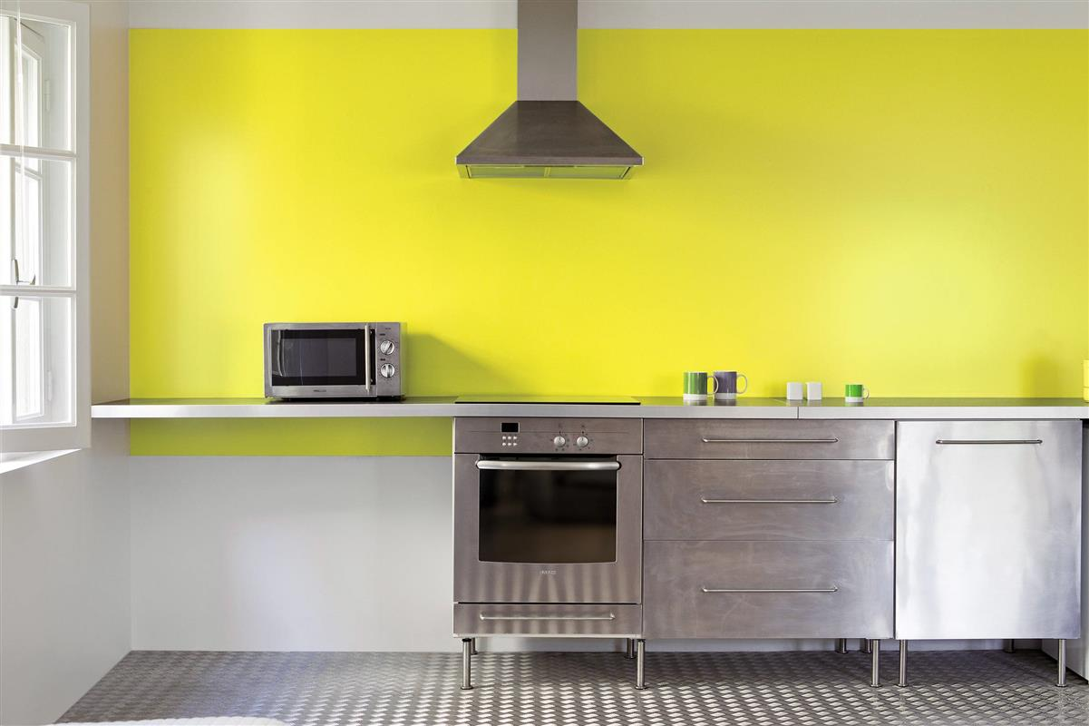 Peinture meuble de cuisine tollens