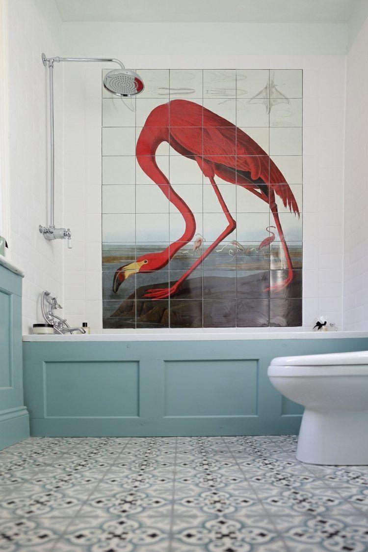 Peindre carrelage salle de bain avec resine