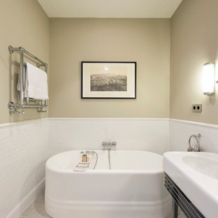 Peinture carrelage salle de bain professionnel