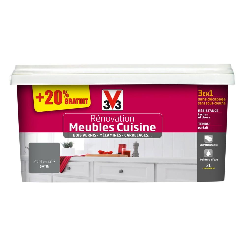Peinture renovation cuisine v33 couleur