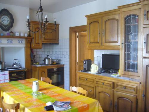 Quelle peinture pour peindre une cuisine en chene