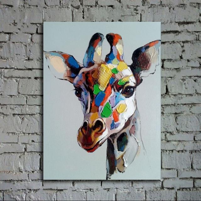Peinture acrylique sur toile arbre