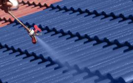 Prix travaux peinture toiture