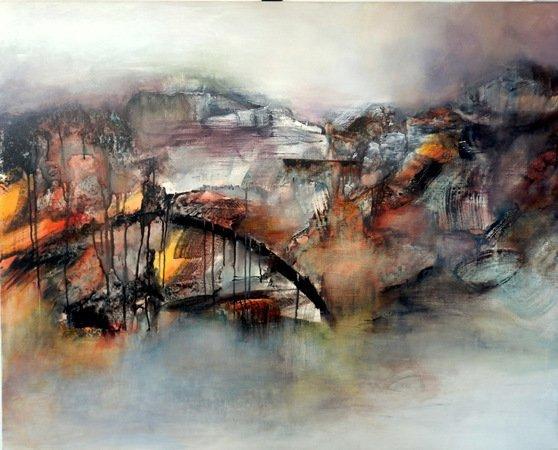 Peinture acrylique ou peinture à l'huile