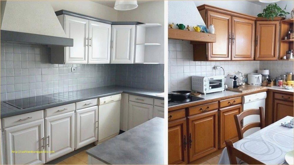 Peinture v33 rénovation meuble cuisine au téflon