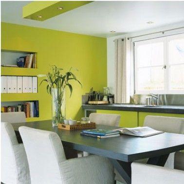 Couleur peinture cuisine appartement