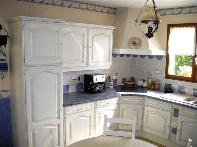 Peinture pour repeindre meuble de cuisine en chene Repeindre meuble cuisine