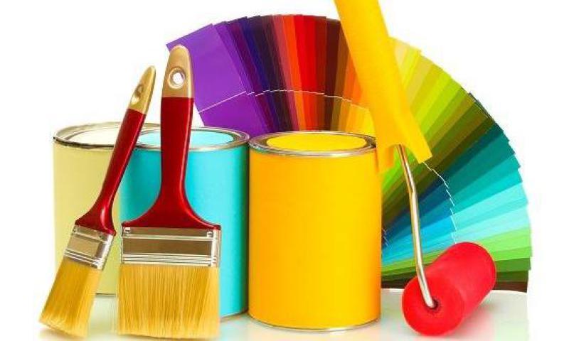 Travaux peinture a domicile