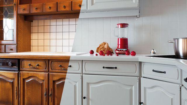 Coloris peinture carrelage cuisine - Livreetvin.fr