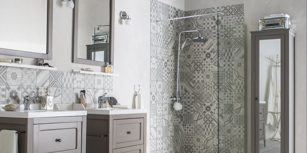 Peinture carrelage faience salle de bain