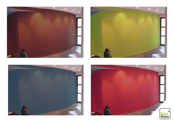 Peinture logiciel décoration