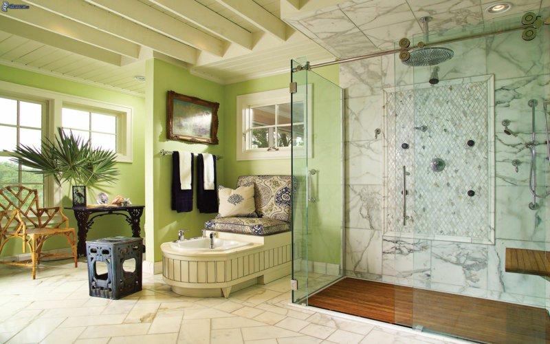 Peinture carrelage marbre