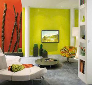 Peinture déco maison couleur