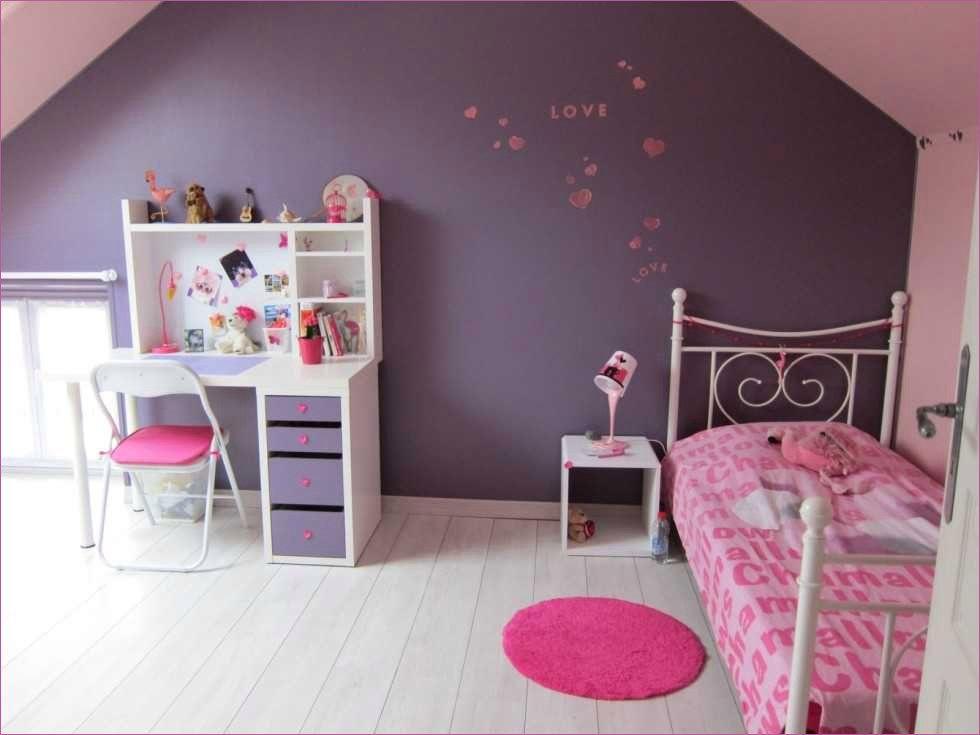 Decoration peinture chambre petite fille