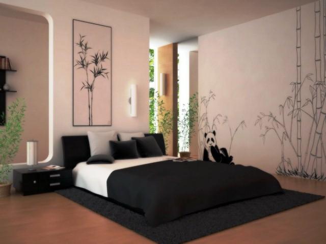 Peinture et decoration chambre