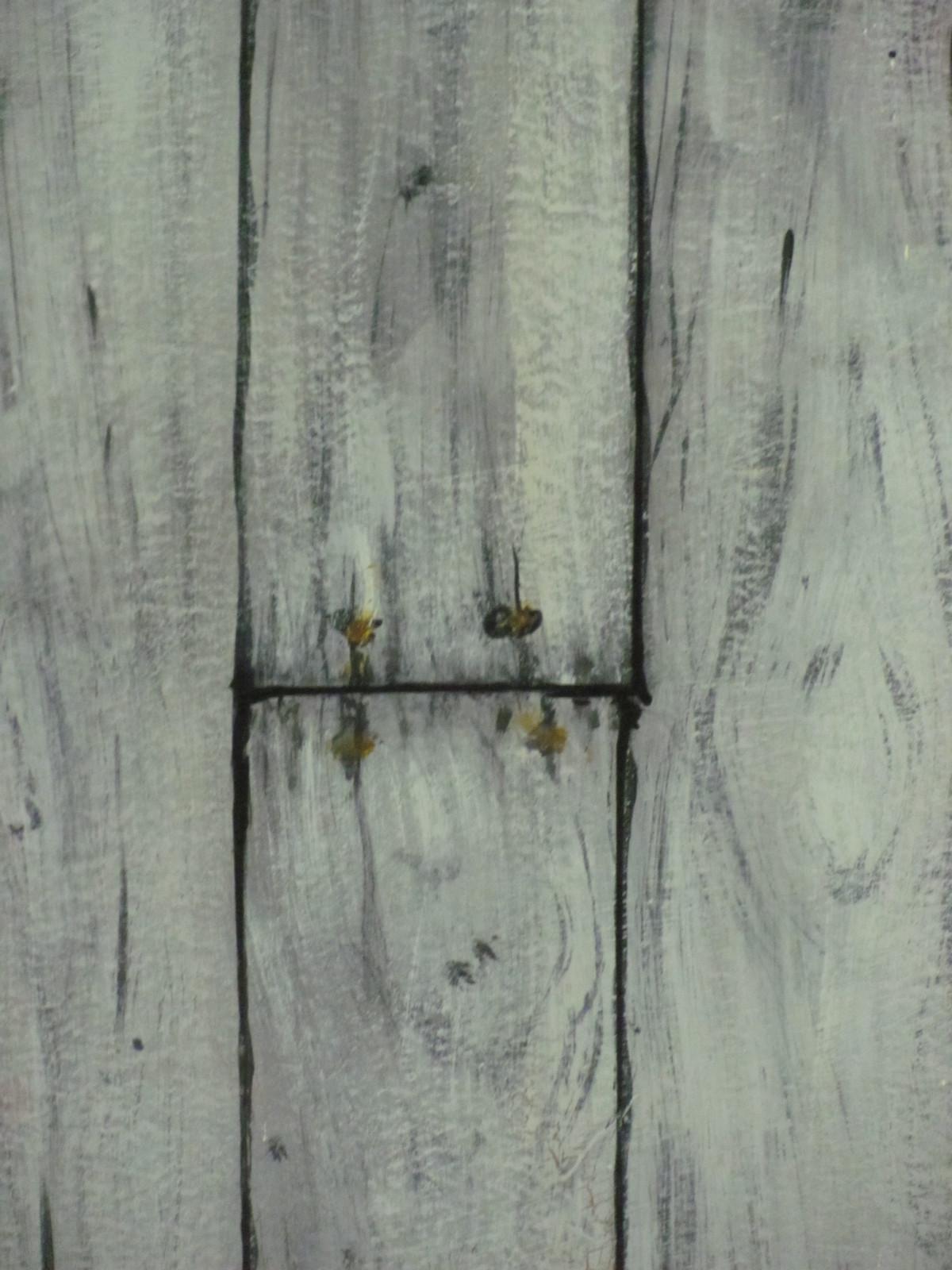 Blog peinture decorative sur bois