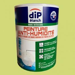 Peinture acrylique humidité