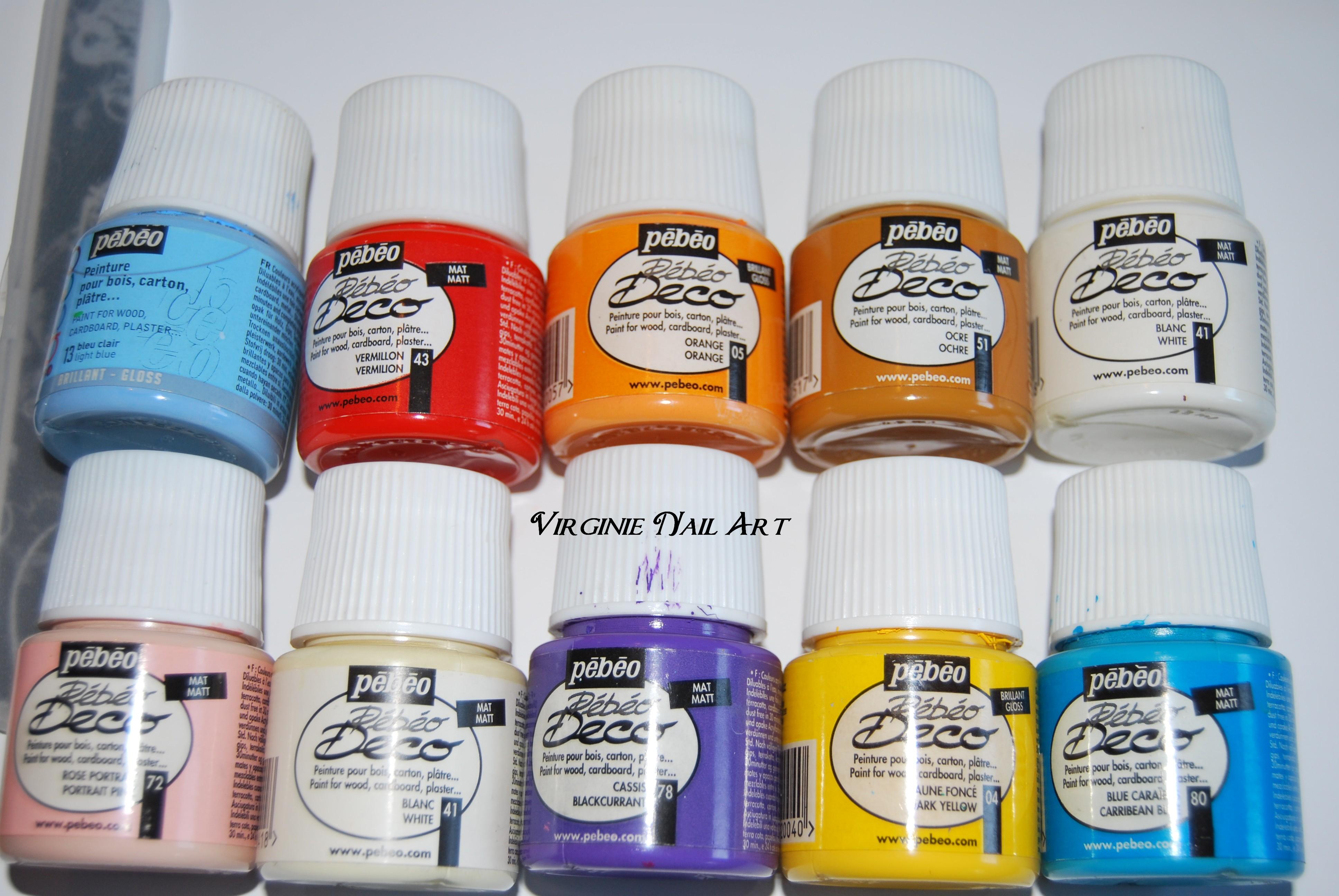 Cultura kit peinture acrylique