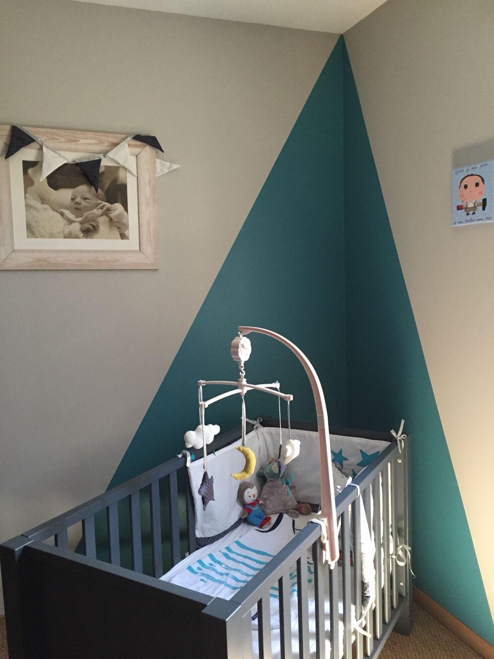 Deco peinture chambre petit garcon
