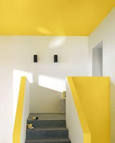 Deco maison avec peinture