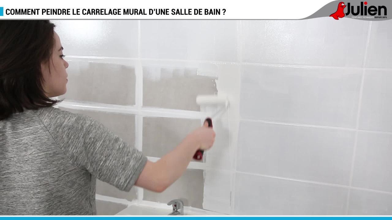 Peinture murale cuisine et bain