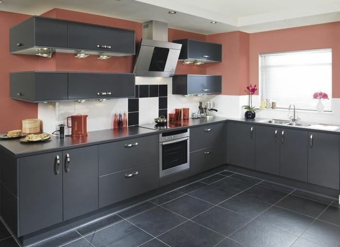 Couleur de peinture pour cuisine grise
