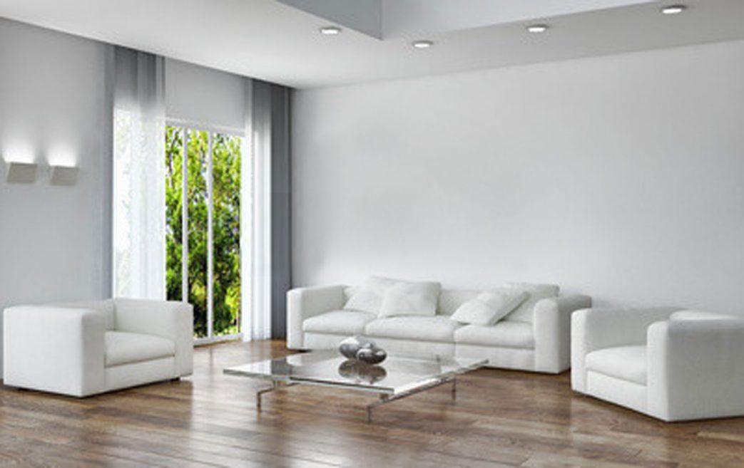 Peinture maison gris et blanc