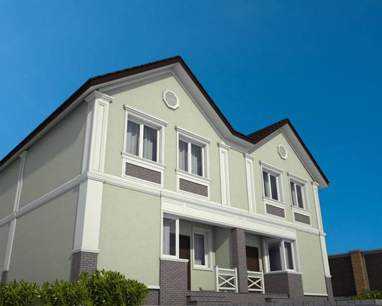 Peinture facade maison que choisir
