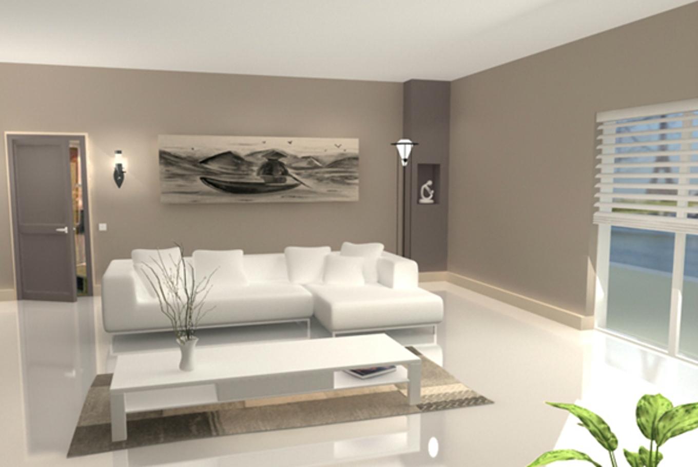 Peinture interieur maison neuve