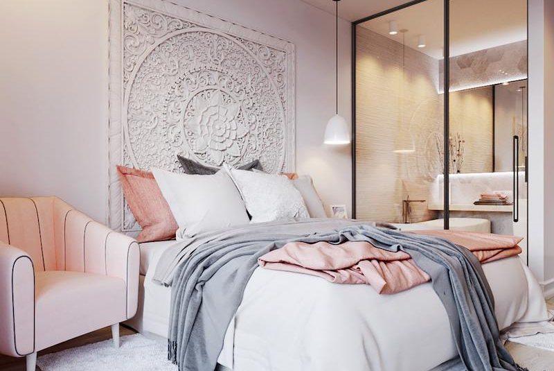 Deco peinture chambre romantique - Livreetvin.fr