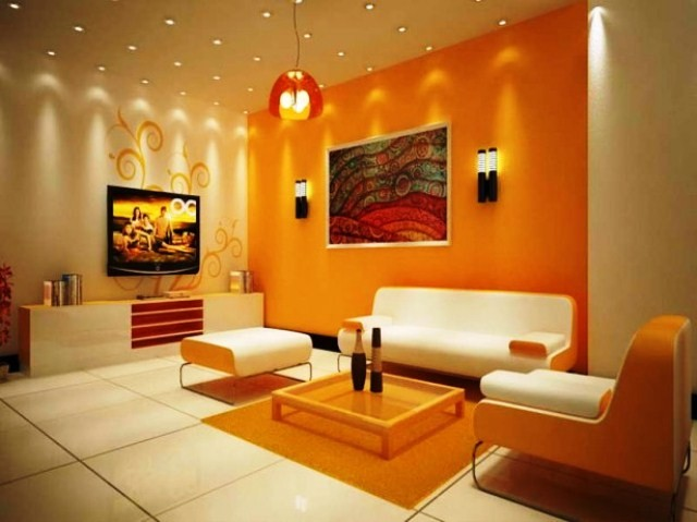 Deco peinture intérieure simulation